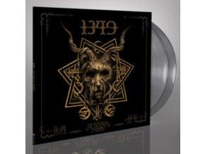 1349 - The Infernal Pathway (Silver Vinyl) (LP)
