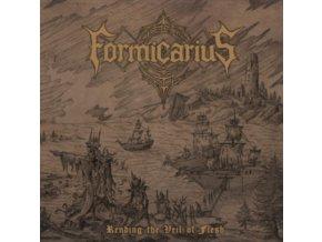 FORMICARIUS - Rending The Veil Of Flesh (LP)