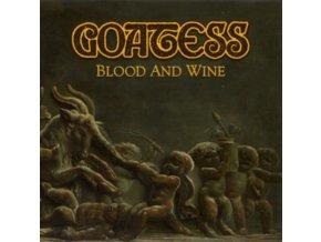 GOATESS - Blood And Wine (LP)