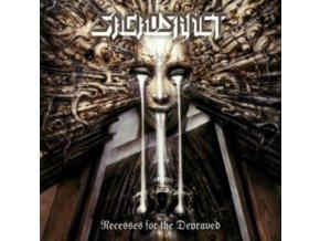SACROSANCT - Recesses For The Depraved (Brown Gold Vinyl) (LP)