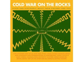 VARIOUS ARTISTS - Cold War On The Rocks - Disco And Electronic Music From Finland 1980-1991 (LP)