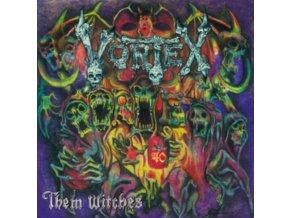 VORTEX - Them Witches (LP)