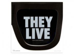 ORIGINAL SOUNDTRACK / JOHN CARPENTER IN ASSOCIATION WITH ALAN HOWARTH - They Live (LP)