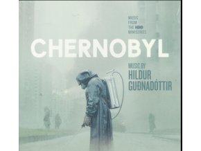 ORIGINAL TV SERIES / HILDUR GUONADOTTIR - Chernobyl (LP)