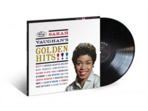 SARAH VAUGHAN - Golden Hits (LP)