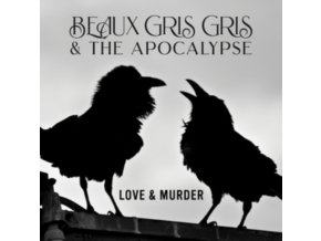BEAUX GRIS GRIS - Love & Murder (Red Vinyl) (LP)