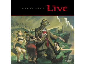 LIVE - Throwing Copper (25th Anniversary) (LP)