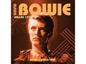 DAVID BOWIE - Dallas 1978 - Isolar II World Tour (LP)