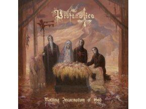 PROFANATICA - Rotting Incarnation Of God (Clear Vinyl) (LP)