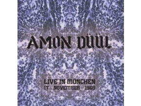 AMON DUUL - Live In Munchen. 17 November 1969 (LP)