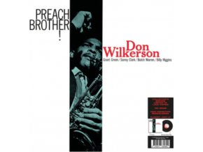 DON WILKERSON - Preach Brother! (LP)