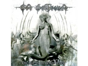 GOD DETHRONED - The Lair Of The White Worm (LP)