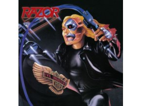 RAZOR - Evil Invaders (LP)