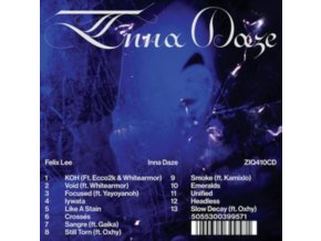 FELIX LEE - Inna Daze (LP)
