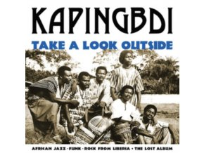 KAPINGBDI - Take A Look Outside (LP)