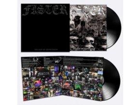 FISTER - Decade Of Depression (LP + CD)