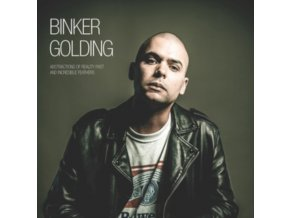 BINKER GOLDING - Abstractions Of Reality Past And Incredible Feathers (Feat. Joe Armon-Jones) (LP)