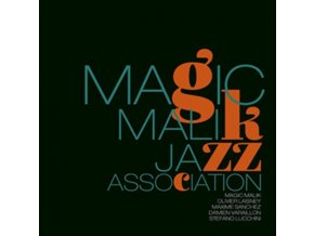 MAGIC MALIK - Jazz Association (LP)