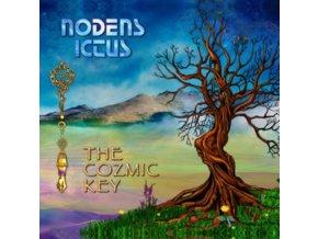 NODENS ICTUS - The Cozmic Ictus (Blue Vinyl) (LP)