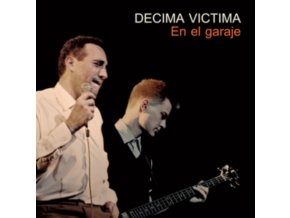 DECIMA VICTIMA - En El Garaje (LP)