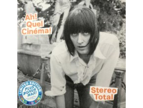 STEREO TOTAL - Ah! Quel Cinema! (Deluxe Edition) (LP)