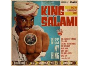 KING SALAMI AND THE CUMBERLAND THREE - Kiss My Ring (LP)
