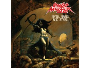SAVAGE MASTER - Myth. Magic And Steel (LP)