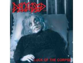 DECEASED - Luck Of The Corpse (LP)