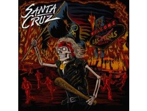 SANTA CRUZ - Katharsis (European Exclusive Neon Violet Vinyl) (LP)