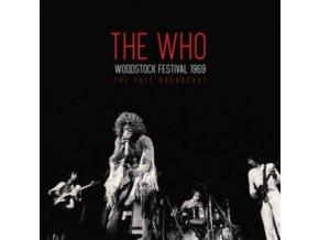 WHO - Woodstock Festival 1969 (LP)