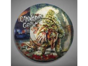 """CANNABIS CORPSE - Nug So Vile (Picture Disc) (12"""" Vinyl)"""