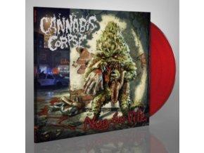 CANNABIS CORPSE - Nug So Vile (Red Vinyl) (LP)