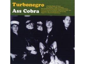 TURBONEGRO - Ass Cobra (Yellow Vinyl) (LP)