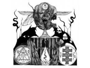 CTHONICA - Typhomanteia - Sacred Triarchy Of Spiritual Putrefication (LP)