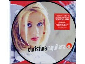 CHRISTINA AGUILERA - Christina Aguilera (LP)
