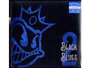 BLACK STONE CHERRY - Black To Blues Volume 2 (Blue Transparent Vinyl) (LP)