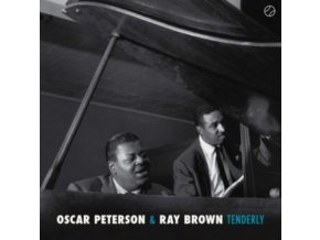 OSCAR PETERSON & RAY BROWN - Tenderly (LP)
