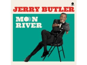 JERRY BUTLER - Moon River (LP)
