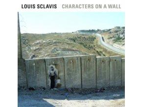 LOUIS SCLAVIS QUARTET - Characters On A Wall (LP)