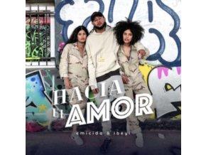 """EMICIDA & IBEYI - Hacia El Amor (10"""" Vinyl)"""