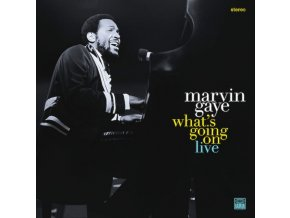 MARVIN GAYE - Whats Going On Live (LP)
