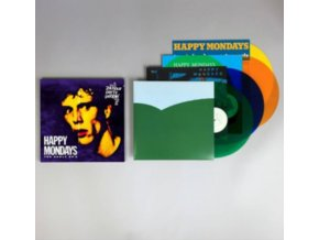 HAPPY MONDAYS - The Early Eps (LP)