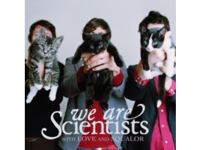 WE ARE SCIENTISTS - With Love & Squalor (LP)