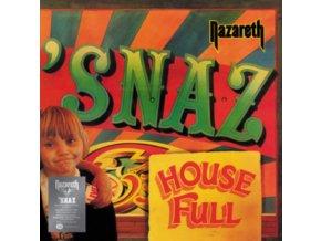 NAZARETH - Snaz (LP)