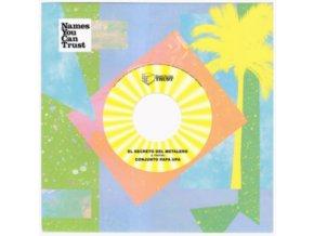 """CONJUNTO PAPA UPA - El Secreto Del Metalero / Chicharron Peluo (7"""" Vinyl)"""
