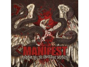MANIFEST - ...And For This We Should Be Damned? (LP)