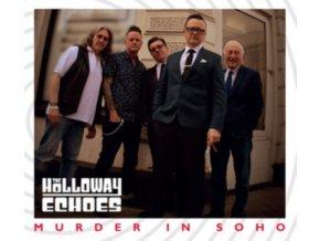 "HOLLOWAY ECHOES - Murder In Soho (10"" Vinyl)"