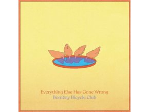 BOMBAY BICYCLE CLUB - Everything Else Has Gone Wrong (LP)