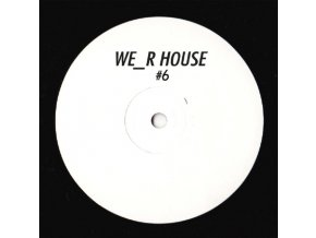 """KEVIN OVER - We R House 06 (12"""" Vinyl)"""
