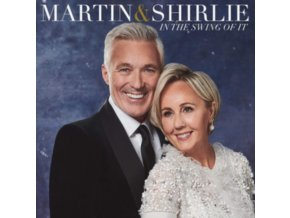 MARTIN & SHIRLIE - In The Swing Of It (LP)
